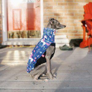 Wear Chartbeat Unicorn Italian Greyhound Vest